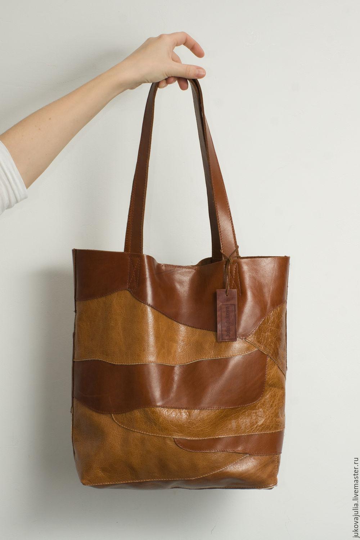 Сумок из лоскутов кожи - Женские сумки в коллекциях модных дизайнеров