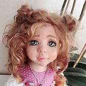 Dolls handmade. Livemaster - original item doll. Handmade.