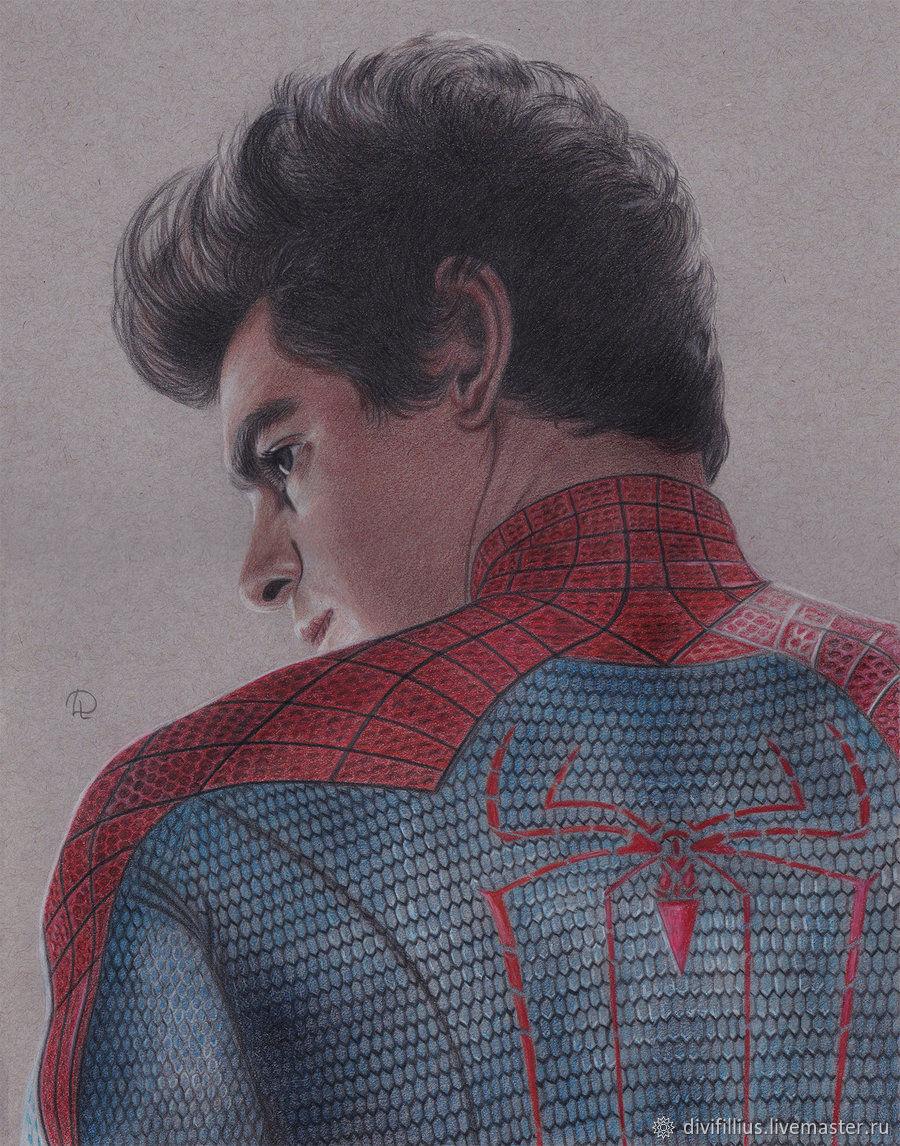 Spider-Man Andrew Garfield, , Киев, Фото №1