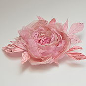 """Цветы и флористика ручной работы. Ярмарка Мастеров - ручная работа Роза """"Аврора"""". Handmade."""