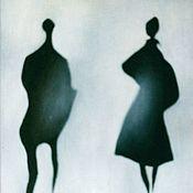 Картины ручной работы. Ярмарка Мастеров - ручная работа Прогулка в тумане. Handmade.