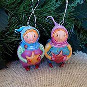 Куклы и игрушки ручной работы. Ярмарка Мастеров - ручная работа Звездочки. Handmade.