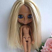 Материалы для творчества handmade. Livemaster - original item Doll Blythe blank for custom bikes and games. Handmade.