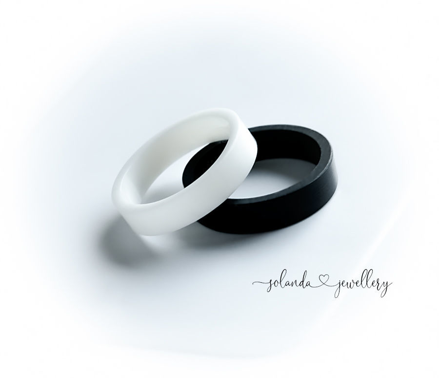 Two rings of 'Opposites', Rings, Moscow,  Фото №1