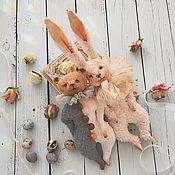 Куклы и игрушки ручной работы. Ярмарка Мастеров - ручная работа Бебешки.. Handmade.