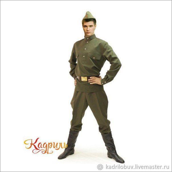 020ca3786a81d Танцевальные костюмы ручной работы. Ярмарка Мастеров - ручная работа. Купить  Военный костюм мужской.