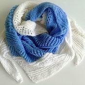 Аксессуары handmade. Livemaster - original item Bacchus knitting. Handmade.