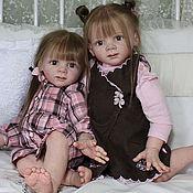 Куклы и игрушки ручной работы. Ярмарка Мастеров - ручная работа Малышка-Фридолинки. Handmade.