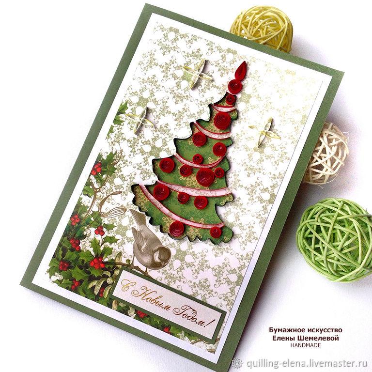 Интернет магазин фото открытки с новым годом