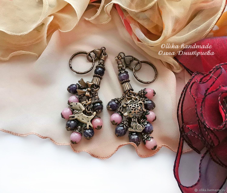 Брелок Мой Щенок украшение на сумку брелок для ключей, Брелок, Санкт-Петербург,  Фото №1