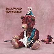 Куклы и игрушки handmade. Livemaster - original item Artist teddy bear.  Richard.. Handmade.