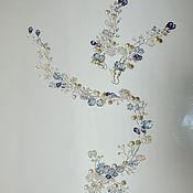 Свадебный салон ручной работы. Ярмарка Мастеров - ручная работа Лунная соната. Handmade.
