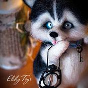 Куклы и игрушки ручной работы. Ярмарка Мастеров - ручная работа Горящий лед. Handmade.