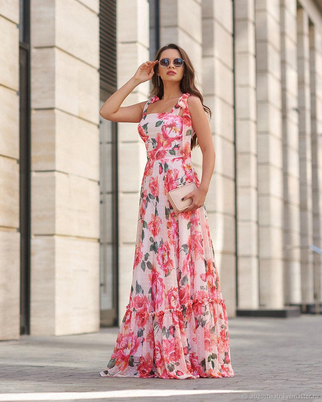 Модные Платья Лето 2021 Для Женщин