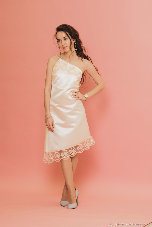 734792f5a39 Платья ручной работы. Ярмарка Мастеров - ручная работа. Купить Красивое  платье