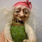 """Куклы и игрушки ручной работы. Ярмарка Мастеров - ручная работа Куколка """"Ягуля для маленькой девочки из Сочи"""". Handmade."""