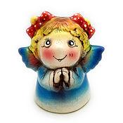 Сувениры и подарки handmade. Livemaster - original item Ceramic figurine