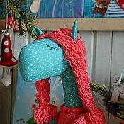 Куклы и игрушки ручной работы. Ярмарка Мастеров - ручная работа большая лошадка. Handmade.