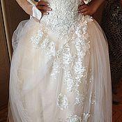 Свадебный салон ручной работы. Ярмарка Мастеров - ручная работа Юбка для свадебного платья. Handmade.