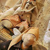 Куклы и игрушки ручной работы. Ярмарка Мастеров - ручная работа Сплюшки в стиле Тильда.Ангелы снов.. Handmade.