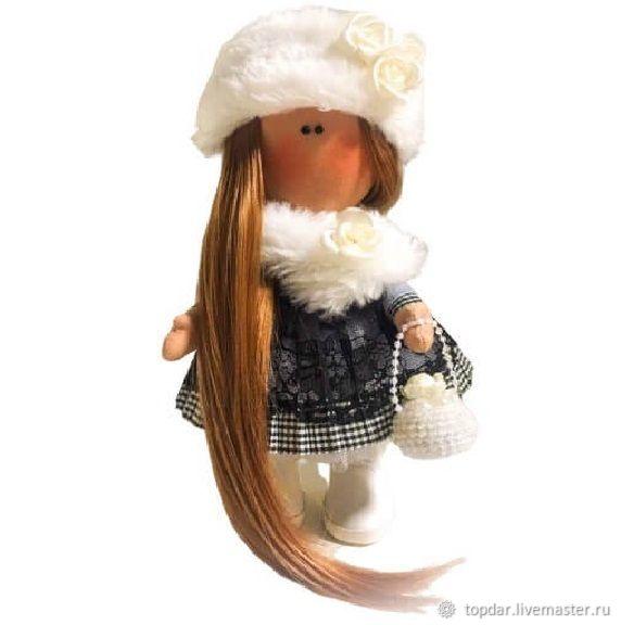 Леди, Портретная кукла, Ярославль,  Фото №1