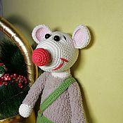 Мягкие игрушки ручной работы. Ярмарка Мастеров - ручная работа Мягкие игрушки: Игрушки: мышки, крыски. Handmade.