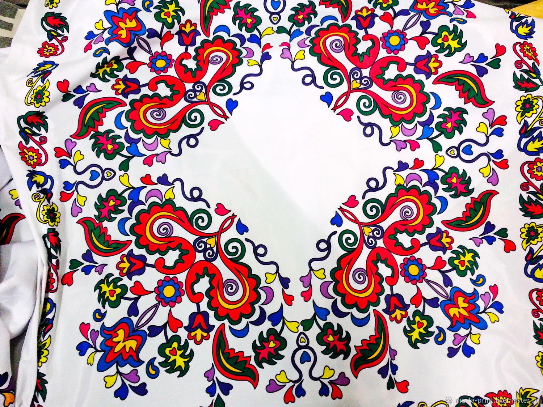 Вышивка татарским орнаментом a 266