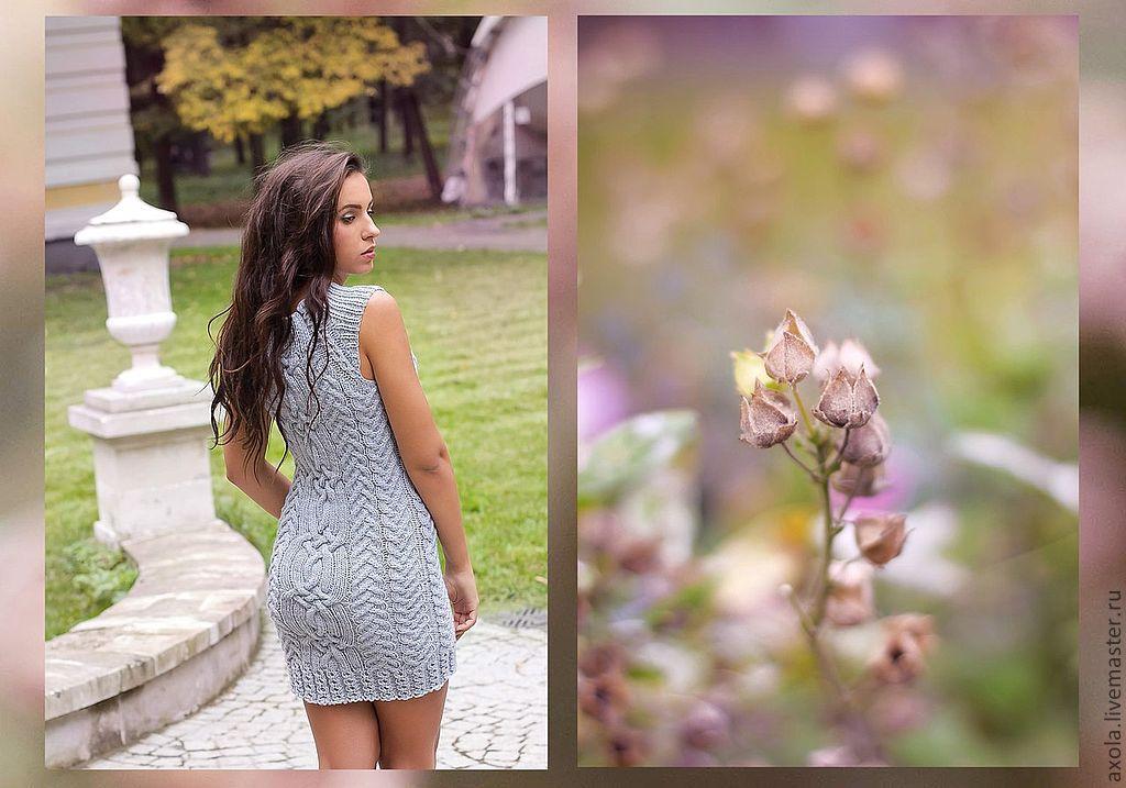 """Платья ручной работы. Ярмарка Мастеров - ручная работа. Купить Платье """"Однажды"""". Handmade. Платье"""