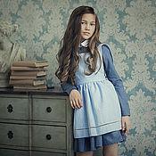 """Работы для детей, ручной работы. Ярмарка Мастеров - ручная работа платье """"Одри"""". Handmade."""