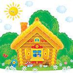 Уютный теремок (10011975) - Ярмарка Мастеров - ручная работа, handmade