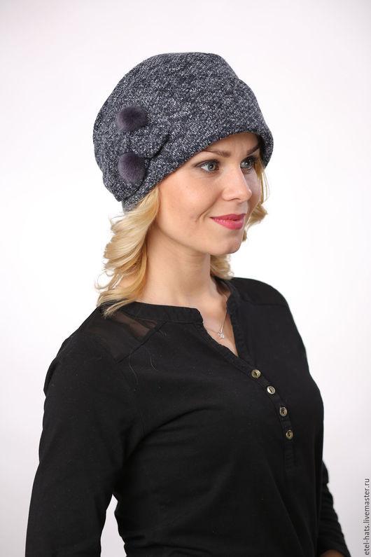 Шляпы ручной работы. Ярмарка Мастеров - ручная работа. Купить головной убор  Кокетка. Handmade. Шляпа, весенний головной убор