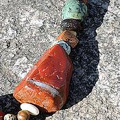 Украшения ручной работы. Ярмарка Мастеров - ручная работа Ожерелье Старые стены. Handmade.