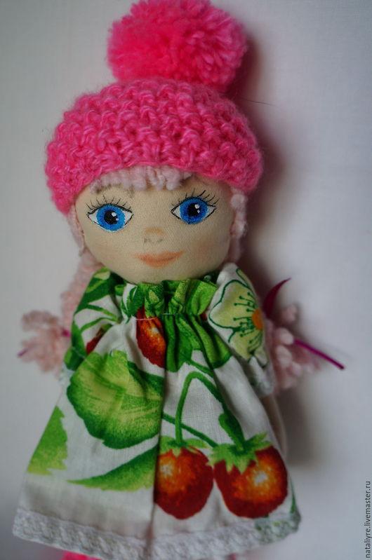 Коллекционные куклы ручной работы. Ярмарка Мастеров - ручная работа. Купить Марусенька. Handmade. Комбинированный, кукла ручной работы, пряжа