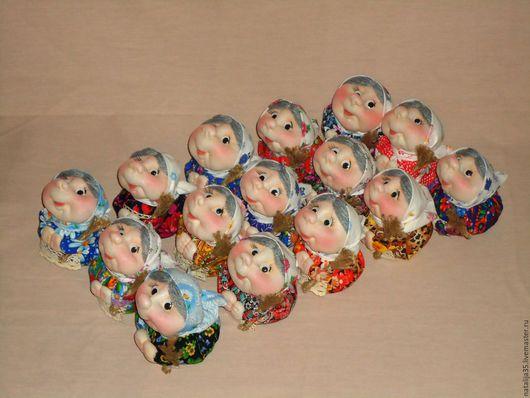 Народные куклы ручной работы. Ярмарка Мастеров - ручная работа. Купить Хозяюшка- благополучница. Handmade. Кукла оберег, кукла в подарок