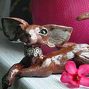 Для дома и интерьера handmade. Livemaster - original item Rulada orientaliska chocolate. Repeat. Handmade.