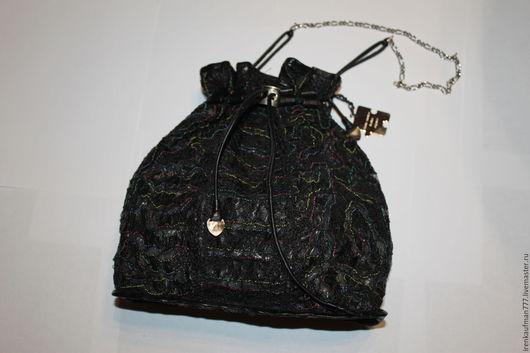 Женские сумки ручной работы. Ярмарка Мастеров - ручная работа. Купить Ажурная кожаная сумка. Handmade. Абстрактный, ажурная