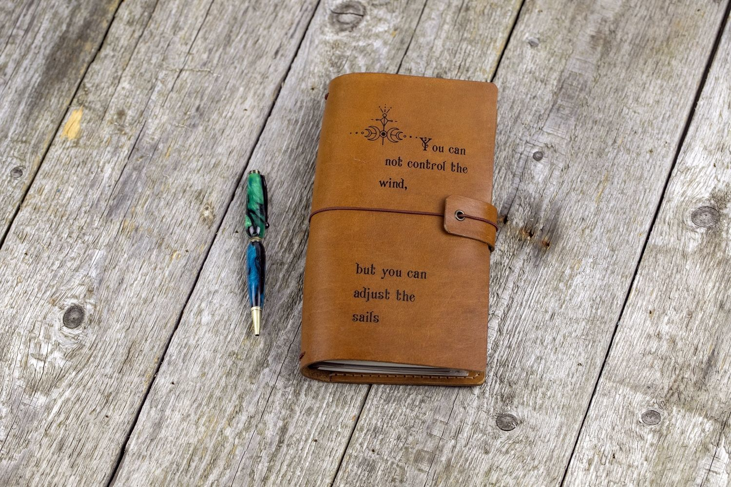 Leather notebook with three removable notebooks, Notebooks, Moscow,  Фото №1