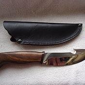 """Ножи ручной работы. Ярмарка Мастеров - ручная работа Нож """"Шкуросъемный"""". Handmade."""