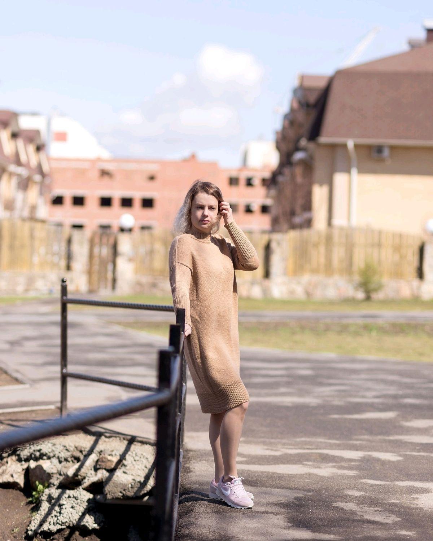 Платье из итальянского мериноса, Платья, Миасс,  Фото №1