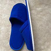 Обувь ручной работы handmade. Livemaster - original item Slippers: Men`s size 44-45. Handmade.