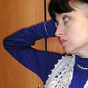 """Одежда ручной работы. Ярмарка Мастеров - ручная работа Жилет-болеро """"Бабушкины кружева"""". Handmade."""