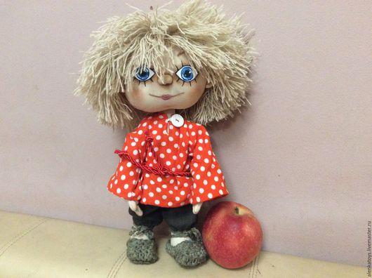Коллекционные куклы ручной работы. Ярмарка Мастеров - ручная работа. Купить Домовенок Кузя. Handmade. Комбинированный, подарок, интерьерная кукла