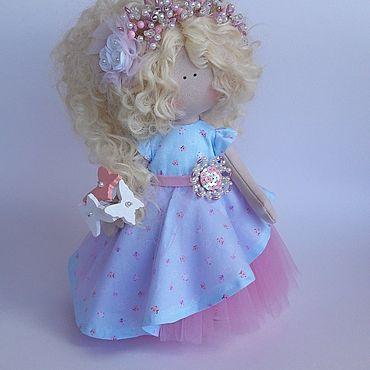 Куклы и игрушки ручной работы. Ярмарка Мастеров - ручная работа Куклы: Интерьерные куклы. Handmade.