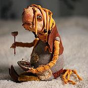 Куклы и игрушки ручной работы. Ярмарка Мастеров - ручная работа Музыка чужих планет.... Handmade.