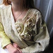 """Одежда ручной работы. Ярмарка Мастеров - ручная работа Легкое пальто """"Джулия Ламберт"""". Handmade."""