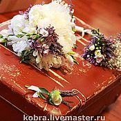 Свадебный салон ручной работы. Ярмарка Мастеров - ручная работа Оформление свадьбы.. Handmade.