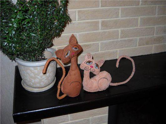 Игрушки животные, ручной работы. Ярмарка Мастеров - ручная работа. Купить Карл и Клара. Handmade.