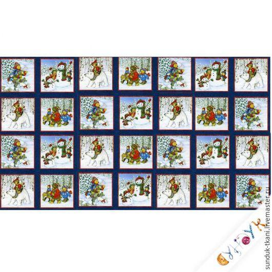 Шитье ручной работы. Ярмарка Мастеров - ручная работа. Купить Хлопок США 60х110 см. Handmade. Пэчворк, хлопок США