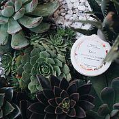 handmade. Livemaster - original item Natural cream for problem and oily skin with Niacinamide, 50 ml. Handmade.