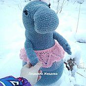 Куклы и игрушки handmade. Livemaster - original item Idun. Knitted Idun.45 cm!. Handmade.